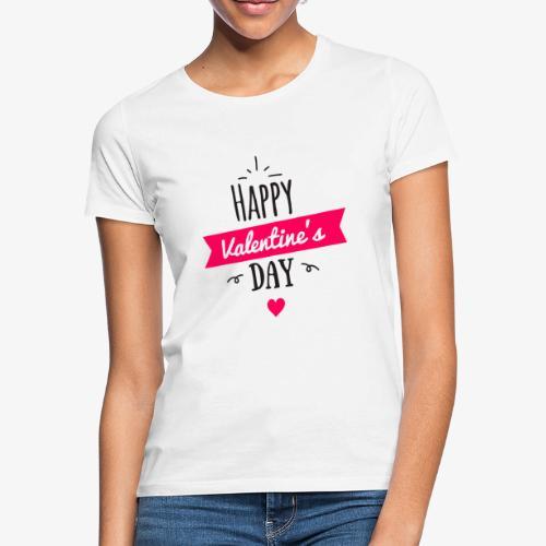 St Valentin - T-shirt Femme