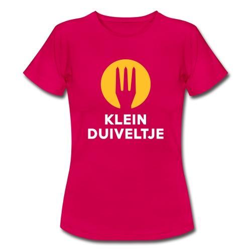klein duiveltje - trident - T-shirt Femme