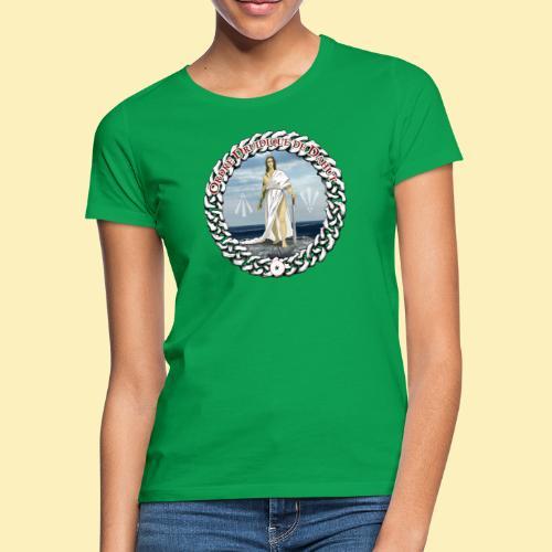 Ordre Druidique de Dahut Logo - T-shirt Femme