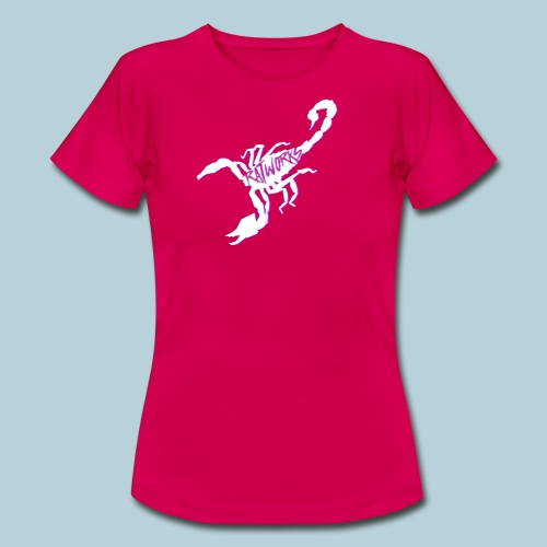 RATWORKS RGB Scorpion - Women's T-Shirt