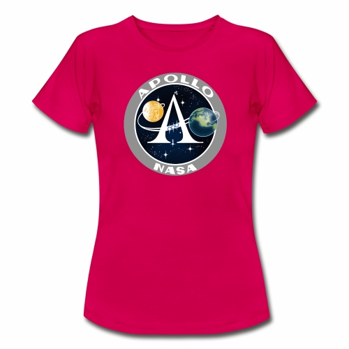 Mission spatiale Apollo - T-shirt Femme
