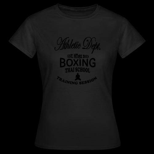 (high_school_couleur_uni) - T-shirt Femme