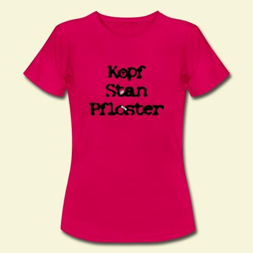 KSP Schrift - Frauen T-Shirt