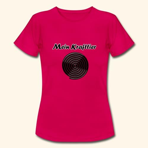 Krafttier - Frauen T-Shirt