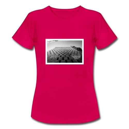 Place d'Armes, Hôtel de Ville - T-shirt Femme
