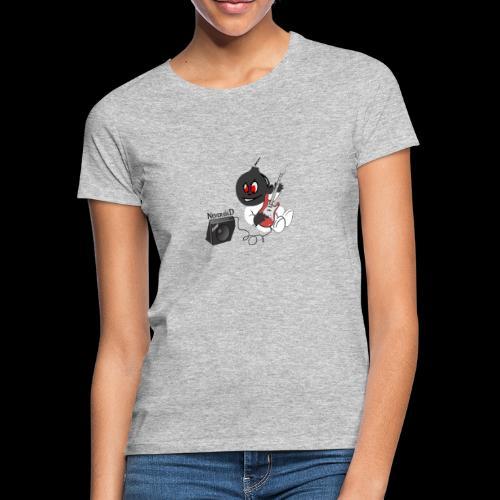 logo guitar - T-shirt Femme