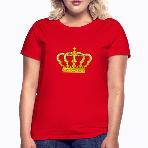 Golden crown - Women's T-Shirt