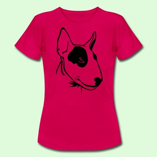 Bull Terrier - T-shirt Femme