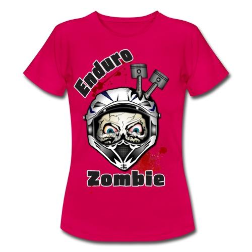 Enduro Zombie - Frauen T-Shirt