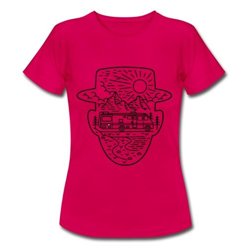 Heisenberg - Frauen T-Shirt