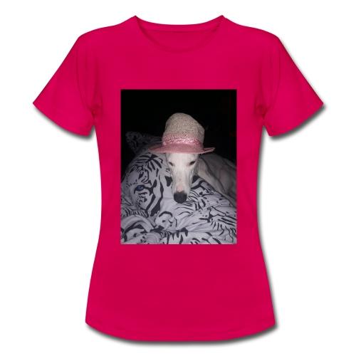 posing lurcher - Women's T-Shirt