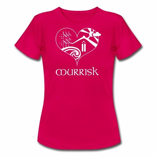 Croagh Patrick in the heart of Murrisk Village - Women's T-Shirt