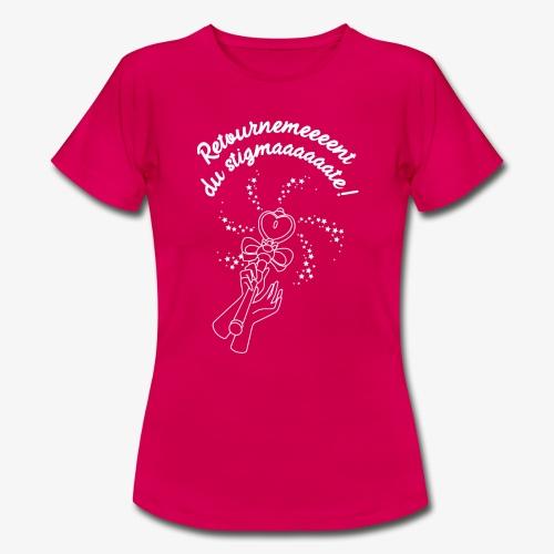 Retournement du stigmate - T-shirt Femme