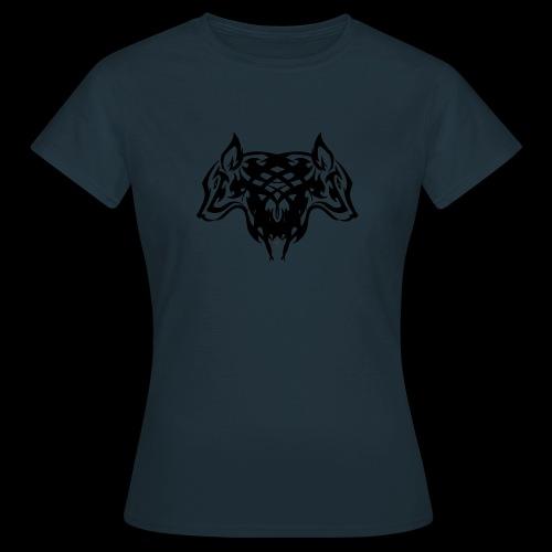 Wolf - T-skjorte for kvinner