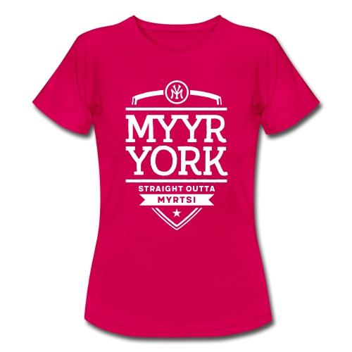 Myyrmäki - Straight Out - Naisten t-paita