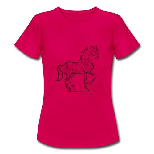 Equus Pferd - Frauen T-Shirt
