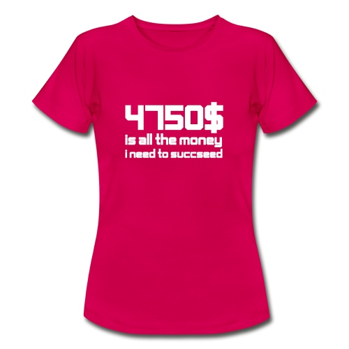 Succseed - T-shirt dam