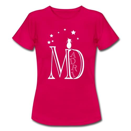 MadriG - Camiseta mujer