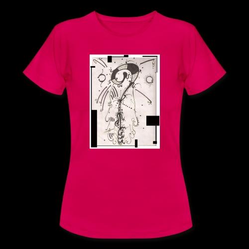 The Shah Do Ha Gallery Of Heaven s Pillar - Women's T-Shirt