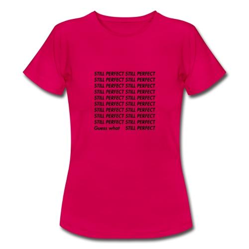 to rich 4 u - Dame-T-shirt