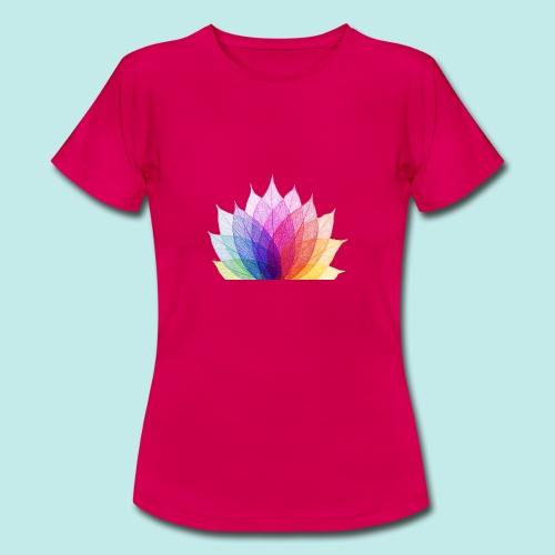 LOTUS POWER - T-shirt Femme