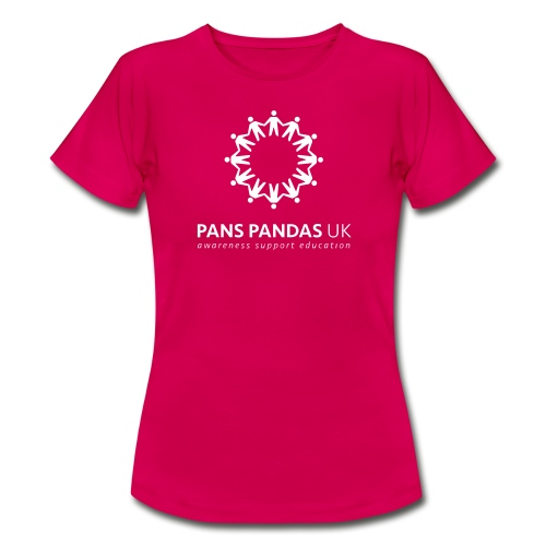 PANS PANDAS MULTI LOGO - Women's T-Shirt