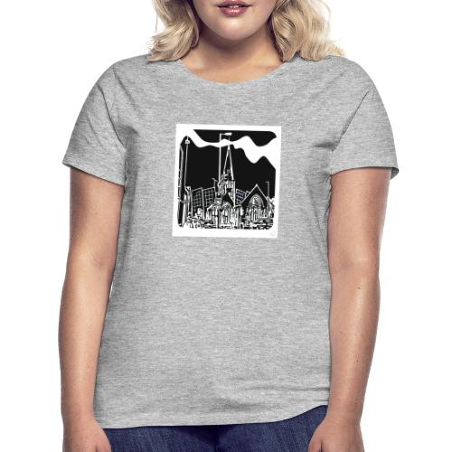 Church iconic - Women's T-Shirt