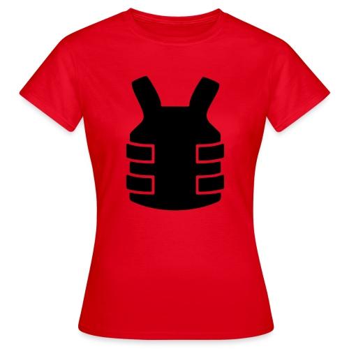 Bullet Proof Design - Women's T-Shirt