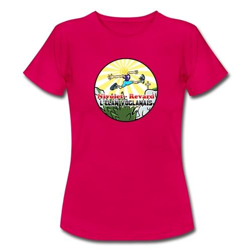 Trail Nivolet Revard - T-shirt Femme
