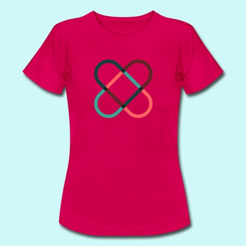 freehearts Logo - Frauen T-Shirt