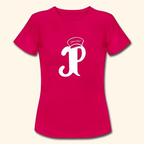 Jimini Prod' Logo Blanc - T-shirt Femme