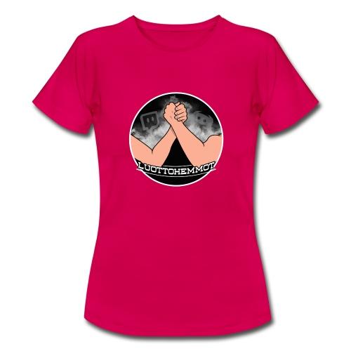 Luottohemmot_uusi - Naisten t-paita
