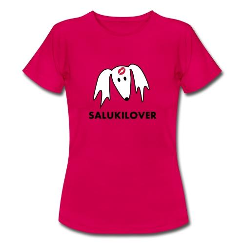 Salukilover - Frauen T-Shirt