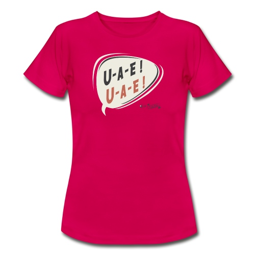 U A E helle Shirts png - Frauen T-Shirt