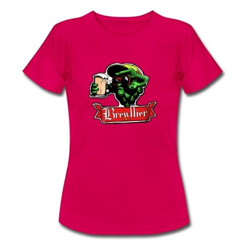 Logo Brasserie Brewffier - T-shirt Femme