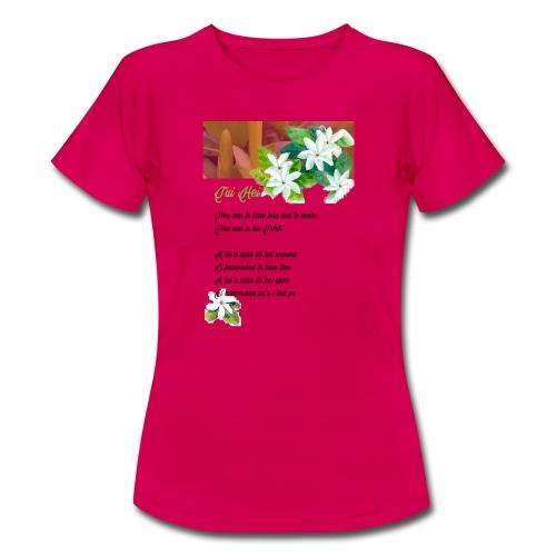 18 TUI HEI - T-shirt Femme