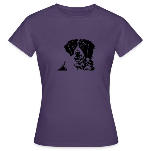 Barry - St-Bernard dog - Frauen T-Shirt