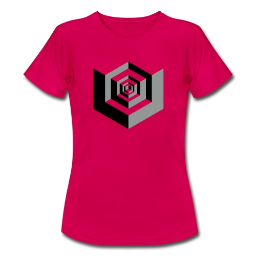 CUBE parts - Vrouwen T-shirt