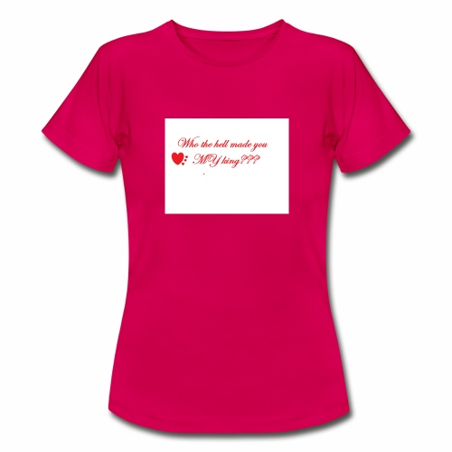 LoveYourselfTheMost - Women's T-Shirt