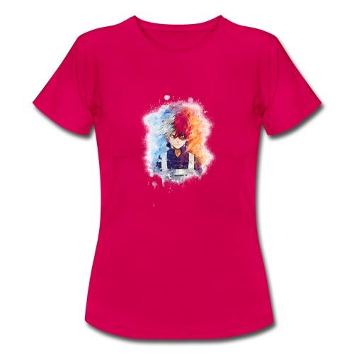 Sans titre 1 as watercolor 5 - T-shirt Femme
