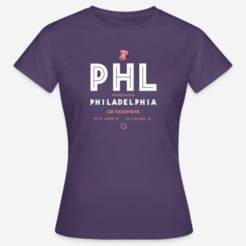Philadelphia o mai più! - Maglietta da donna
