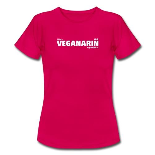 supatrüfö VEGANARIN - Frauen T-Shirt