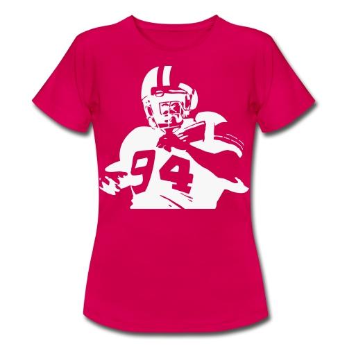 FootballR Footballer - Frauen T-Shirt