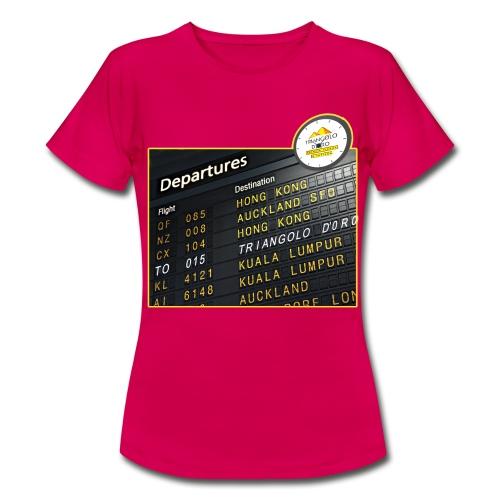 Departures - Maglietta da donna