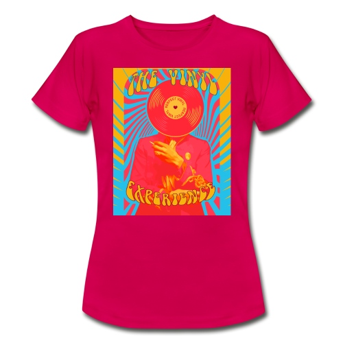 Vinyl Experience • Respect Vinyl - Frauen T-Shirt