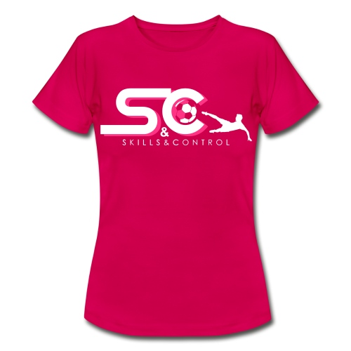 Skills&Control - Vrouwen T-shirt