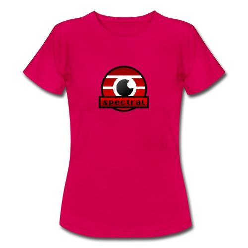 Spectral gaming eSports Logo - Vrouwen T-shirt