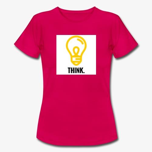 THINK - Maglietta da donna