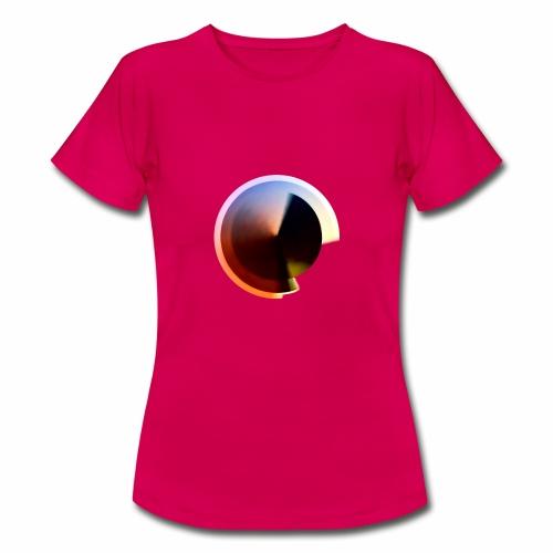 PSYCHO CIRCLES - T-shirt Femme