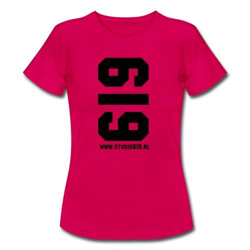 TANK TOP - Vrouwen T-shirt
